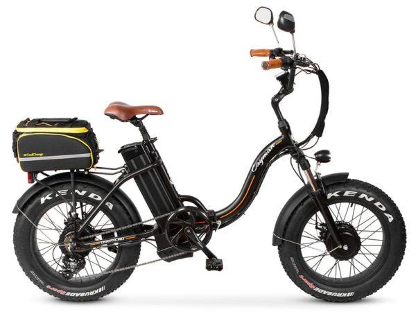 Электровелосипед - Электро фэтбайк Cayman DUAL PRO 1500W