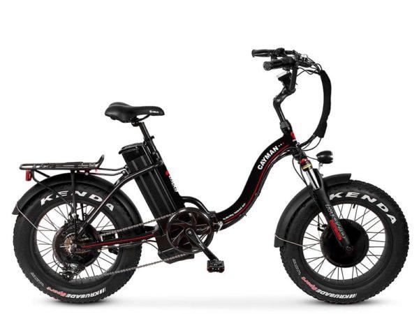 Электровелосипед - Электро фэтбайк Cayman HARD DUAL
