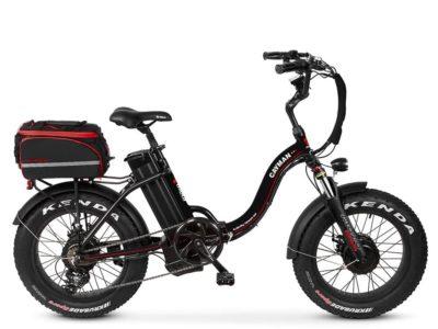 Электровелосипед - Электро фэтбайк Cayman ULTRA DUAL
