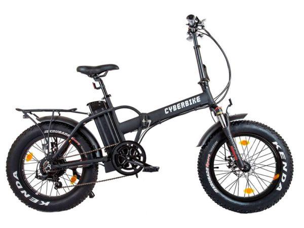 Электровелосипед - Электро фэтбайк Cyberbike Fat 500W
