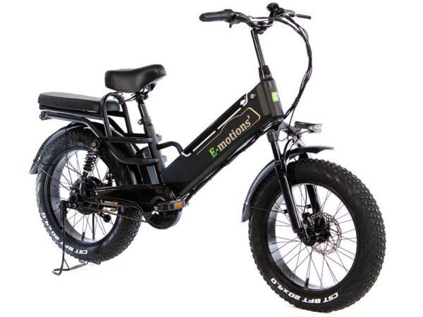 Электровелосипед - Электро фэтбайк E-motions Dacha (Дача) Country