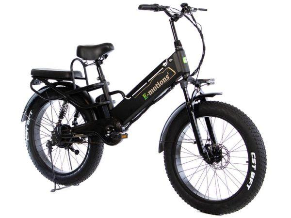 Электровелосипед - Электро фэтбайк E-motions Dacha (Дача) Expedition