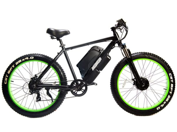 Электровелосипед - Электро фэтбайк Медведь 500x500