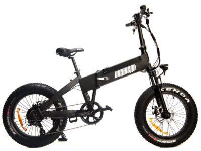 Электровелосипед - Электро фэтбайк складной Медведь 2.0 750