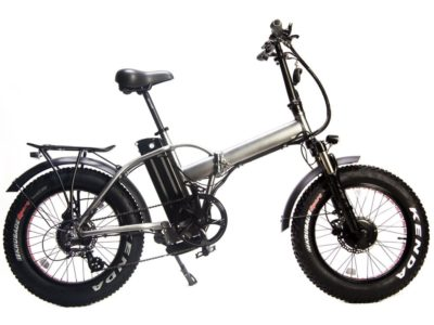 Электровелосипед - Электро фэтбайк складной Медведь Fold 350х350