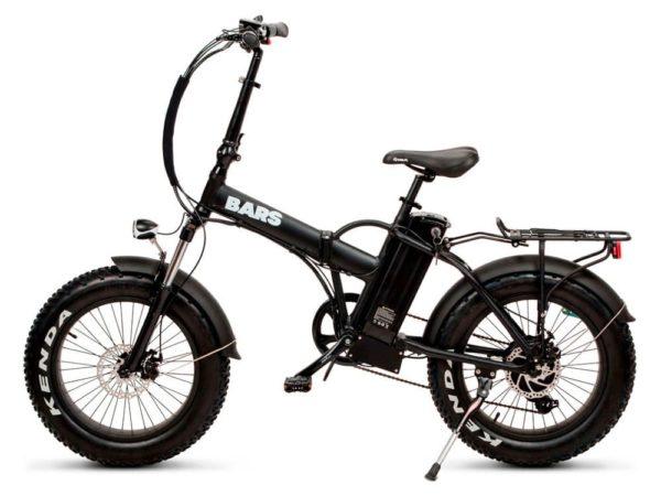 Электровелосипед - Электрофэтбайк BARS 500W