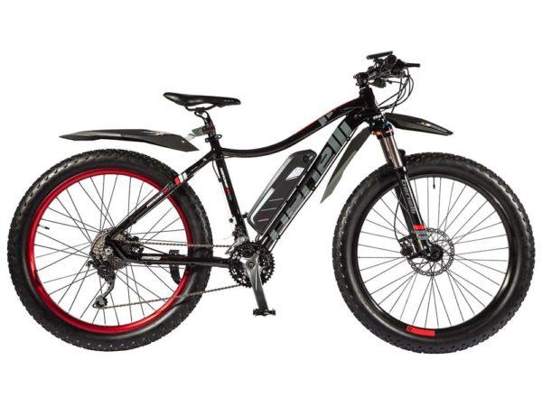 Электровелосипед - Электрофэтбайк Benelli Fat Nerone