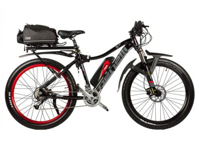 Электровелосипед - Электрофэтбайк Benelli Fat Nerone Lux 3
