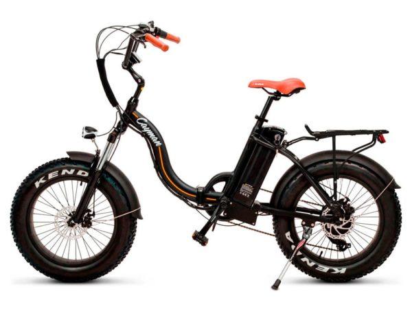 Электровелосипед - Электрофэтбайк Cayman 500W
