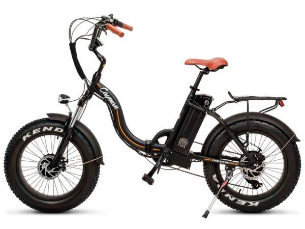 Электровелосипед - Электрофэтбайк Cayman DUAL