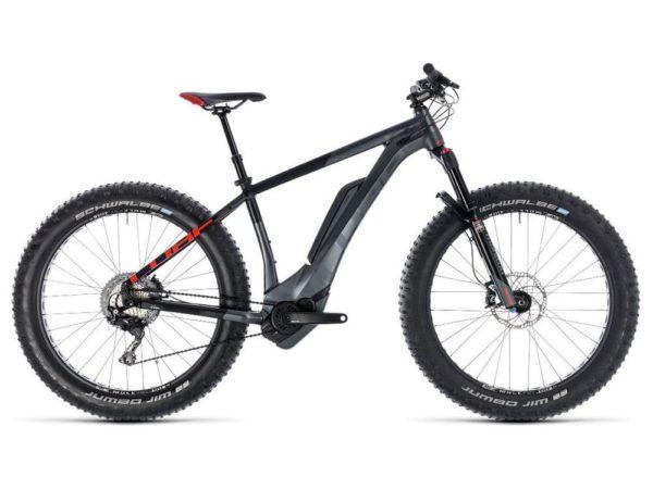 Электровелосипед - Электрофэтбайк Cube Nutrail Hybrid 500 29 (2018)