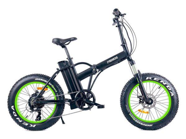 Электровелосипед - Электрофэтбайк Cyberbike Fat 350W
