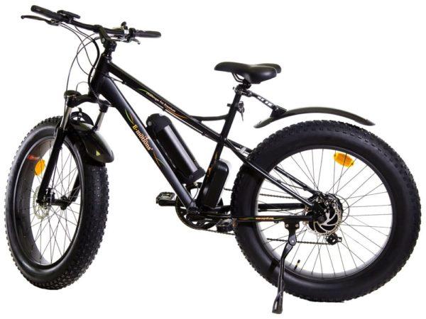 Электровелосипед - Электрофэтбайк E-motions Challenger Fat Premium