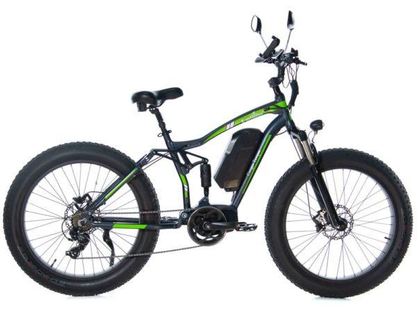 Электровелосипед - Электрофэтбайк E-motions FAT 26 Cougar (центральный мотор)