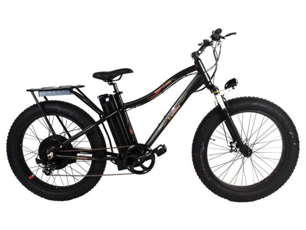 Электровелосипед - Электрофэтбайк E-motions Megafat 2-22 Premium