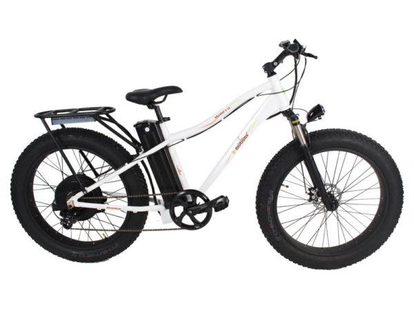 Электровелосипед - Электрофэтбайк E-motions Megafat 3-15