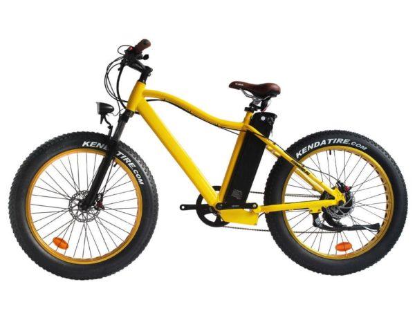 Электровелосипед - Электрофэтбайк El-sport bike TDE-03 350W
