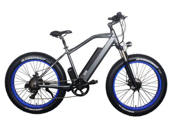 Электровелосипед - Электрофэтбайк El-sport bike TDE-08 500W