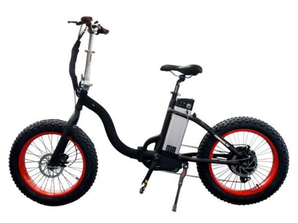 Электровелосипед - Электрофэтбайк El-sport bike TDN-01 500W