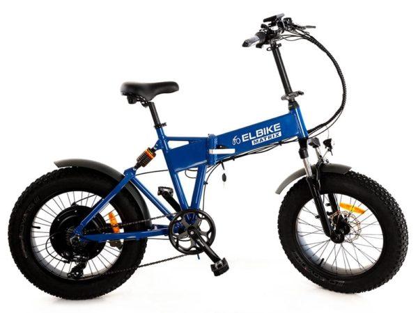 Электровелосипед - Электрофэтбайк Elbike Matrix