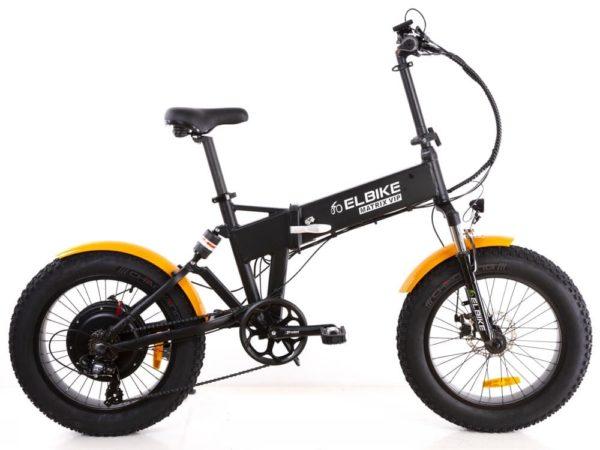 Электровелосипед - Электрофэтбайк Elbike Matrix Vip 13