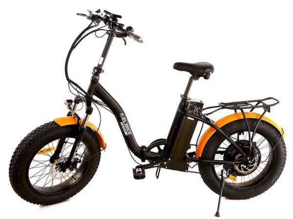 Электровелосипед - Электрофэтбайк Elbike Taiga 1 (13)