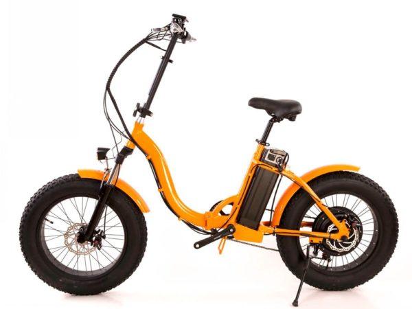 Электровелосипед - Электрофэтбайк Elbike Taiga 1