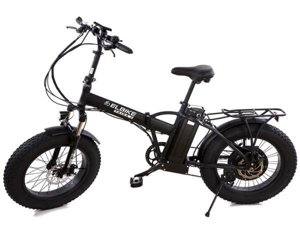 Электровелосипед - Электрофэтбайк Elbike Taiga 2 (13)