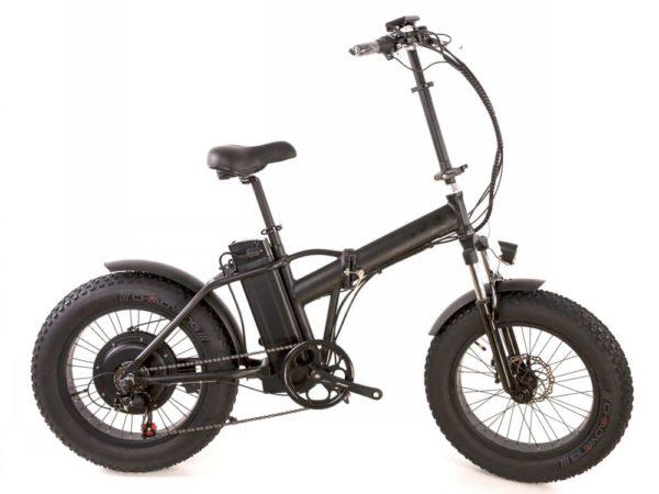 Электровелосипед - Электрофэтбайк Elbike Taiga 2