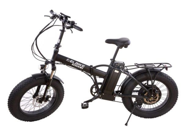 Электровелосипед - Электрофэтбайк Elbike Taiga 2 с багажником