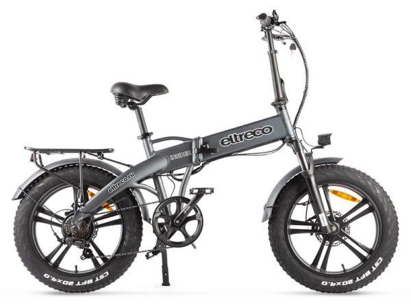 Электровелосипед - Электрофэтбайк Eltreco Insider 350W