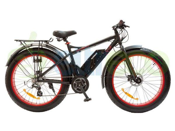Электровелосипед - Электрофэтбайк Eltreco X4 Center Motor