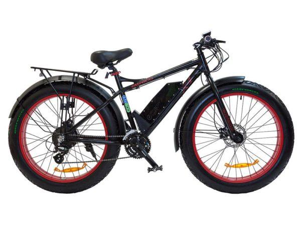 Электровелосипед - Электрофэтбайк Eltreco X4 Electron Bikes