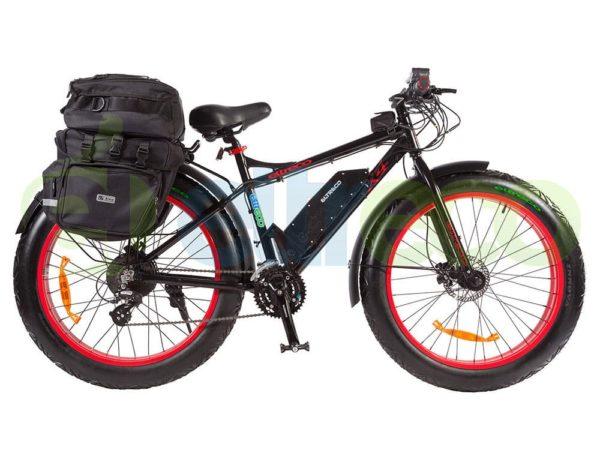 Электровелосипед - Электрофэтбайк Eltreco X4 Electron Bikes Lux