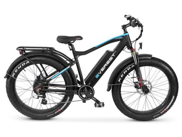 Электровелосипед - Электрофэтбайк Everest Trial 750w