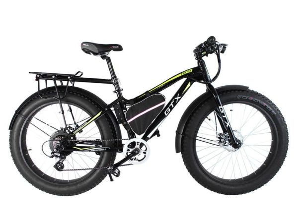 Электровелосипед - Электрофэтбайк GTX LBR-500