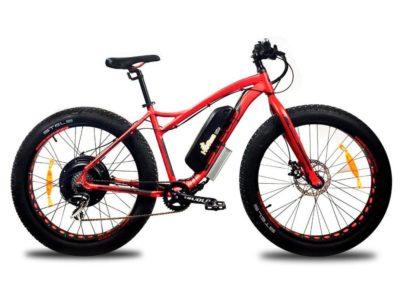 Электровелосипед - Электрофэтбайк Horza Stels Aggressor v1m1 1500W