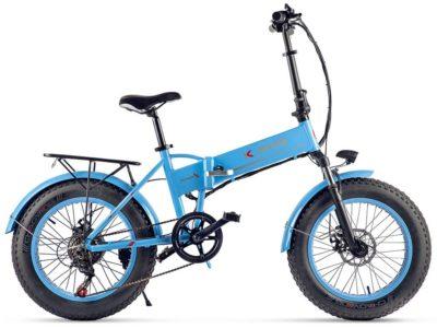 Электровелосипед - Электрофэтбайк Kjing Fat