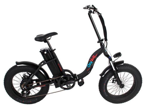 Электровелосипед - Электрофэтбайк Oxyvolt Low Fat Ranger