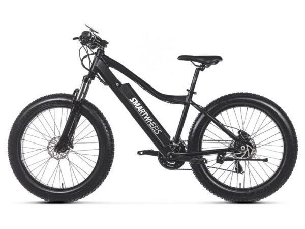 Электровелосипед - Электрофэтбайк SmartWheels Africa