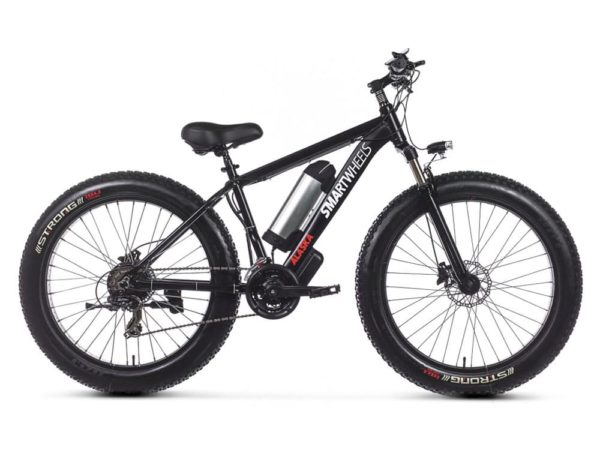 Электровелосипед - Электрофэтбайк SmartWheels Alaska