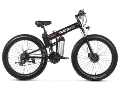 Электровелосипед - Электрофэтбайк SmartWheels Siberia 2000W