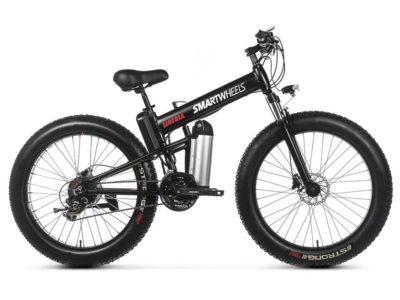 Электровелосипед - Электрофэтбайк SmartWheels Siberia