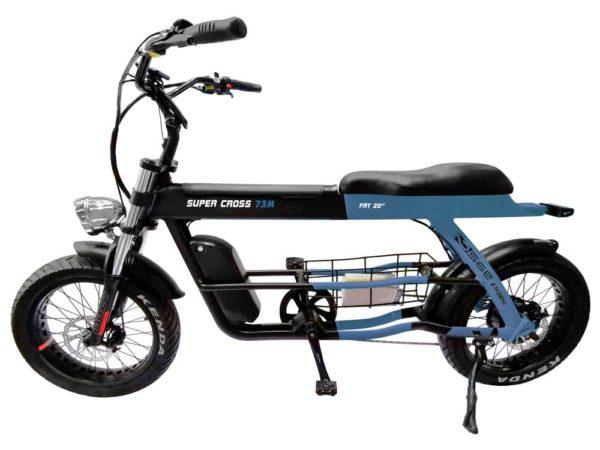 Электровелосипед - Электрофэтбайк Super Cross 73M
