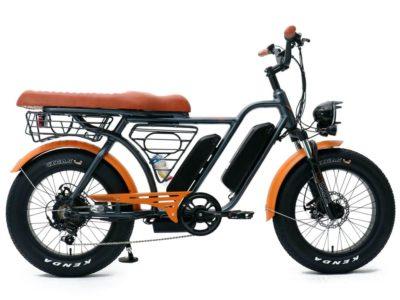 Электровелосипед - Электрофэтбайк Super Cross 73R