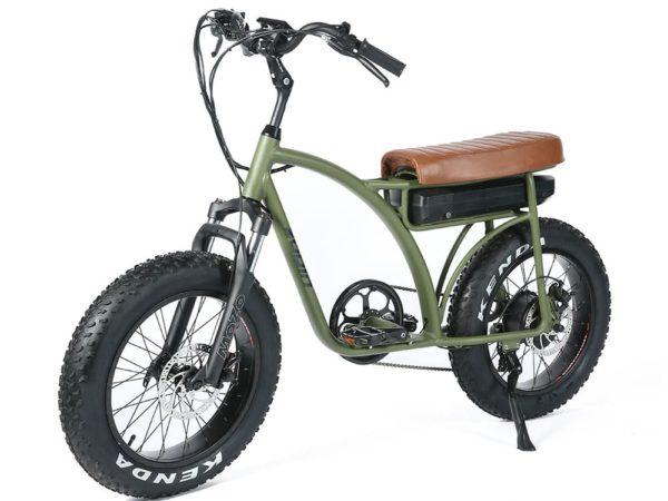 Электровелосипед - Электрофэтбайк Super Cross 73U