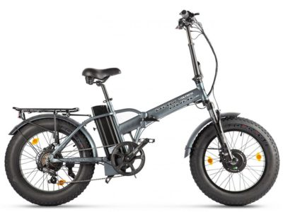 Электровелосипед - Электрофэтбайк VOLTECO BAD DUAL NEW