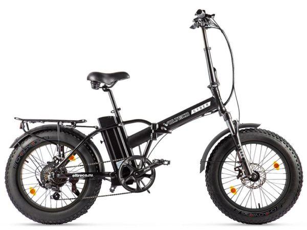 Электровелосипед - Электрофэтбайк VOLTECO CYBER