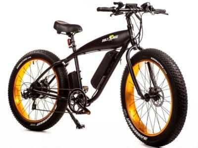 Электровелосипед - Электрофэтбайк Volt Age REVOLUTION