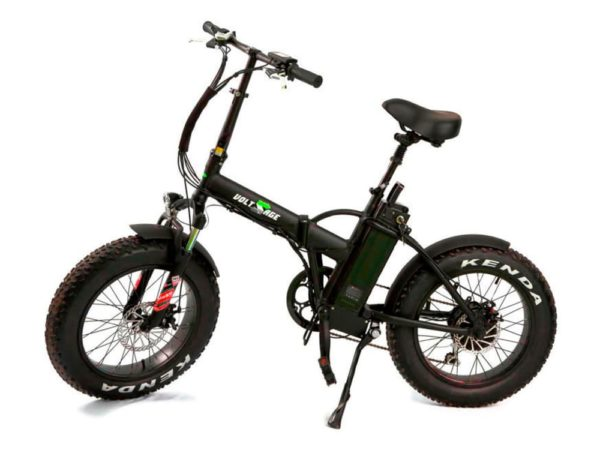 Электровелосипед - Электрофэтбайк Volt Age SPIRIT-F